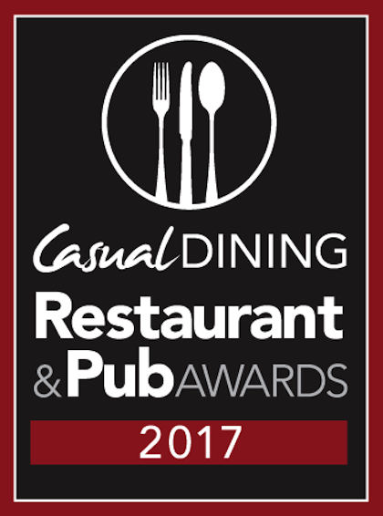 Casual Dining Restaurant and Pub Award 2017
